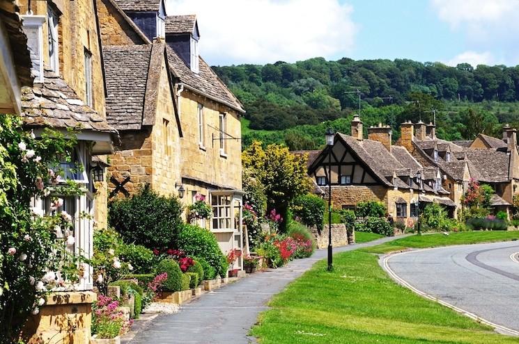 大切な人と訪れてみたい、ロマンチックな英国「コッツウォルズ」