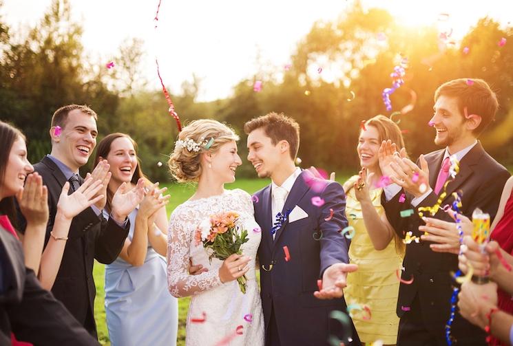 実際どうなの?話題の「共有婚」をした花嫁に直撃インタビュー!