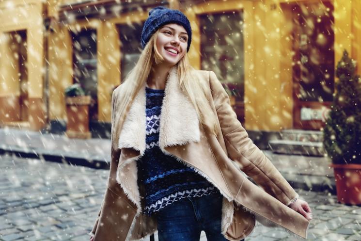 冬にモテる女になる!男性ウケする冬のファッション&モテ仕草を発表