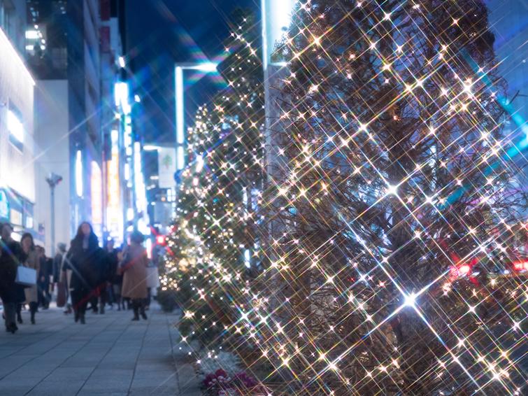 【東京23区】ふたりで眺めたい、クリスマス・イルミネーション2016