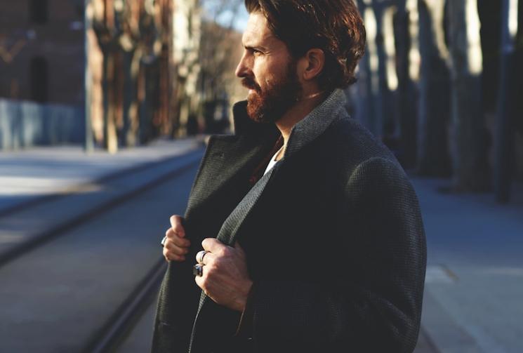 【オシャレ男になる着こなし術】大人の風格、冬コートで勝負する