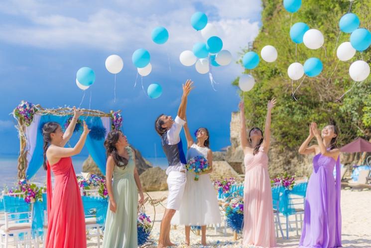 憧れの海外結婚式!バリのアヤナリゾートでリゾートウェディングを疑似体験してみた