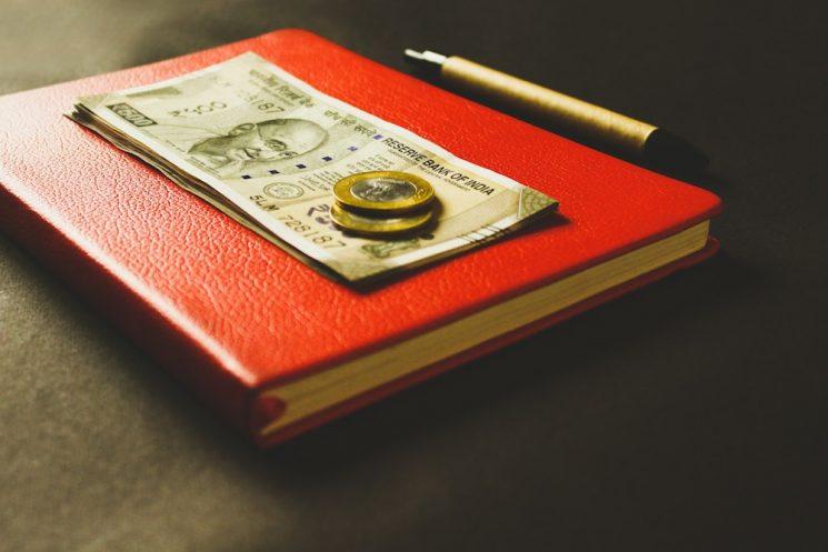 お金と手帳