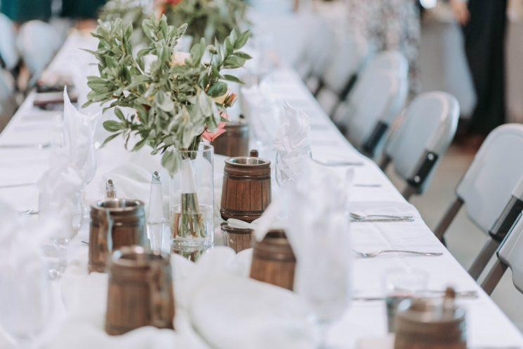 食事会の座席